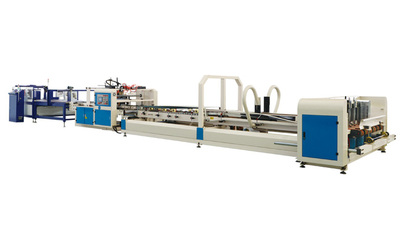 BEST-W-01 Automatic Folder Gluer machine
